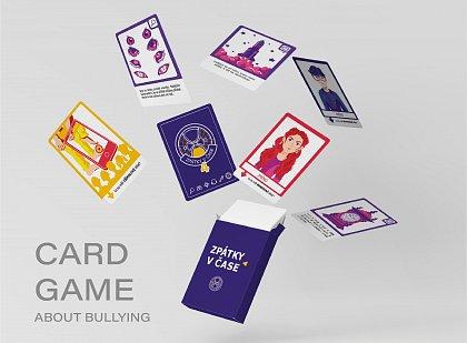Dobronauti board game cards